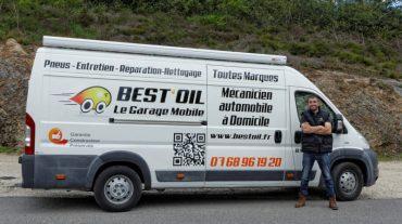BEST'OIL® GÉ MÉCA SERVICES Mécanicien automobile à domicile sur Brest 29